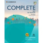 Complete Key for Schools Workbook without Answers with Audio Download par Elliott & SueHeyderman & Emma
