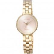 Citizen orologio solo tempo donna ambiluna ew5503-59w