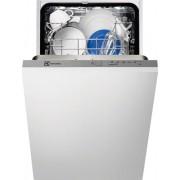Masina de spalat vase Electrolux ESL4201LO, complet incorporabil, 9 seturi, A+, 5 programe, 3 temperaturi, gri