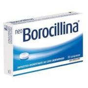 Alfasigma Spa Neoborocillina 1,2 Mg + 20 Mg Pastiglie 20 Pastiglie In Blister Pvc-Pe-Pvdc/Al