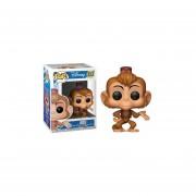 Funko Pop Abu De Aladdin Disney Mono Nuevo