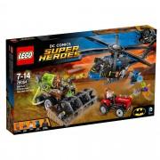 Lego DC Comics Batman Scarecrow Harvest Of Fear