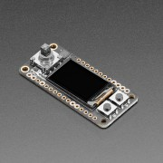 Mini TFT Display Adafruit cu Joystick FeatherWing