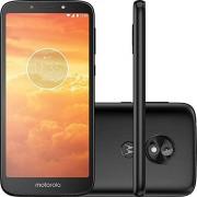 """Motorola Moto E5 Play (16 GB) XT1920-19, 5.3"""" 18:9 visualización de visión Completa, Dual SIM 4G LTE Factory Unlock Smartphone Versión Internacional, Negro"""