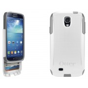 Otterbox Custodia per Samsung Galaxy S4 Commuter Series Wallet Bianco Ghiaccio Originale