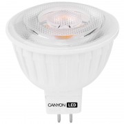 LED осветление, Canyon MR shape, GU5.3, 4.8W, 12V, 60°, 300 lm, 2700K, Ra>80, 50000 h (MRGU5.3/5W12VW60)
