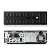 HP PRODESK 600 G1 SFF i5-4570 3.20 GHz, 4096Mb DDR3 ,HDD 500GB, no ODD Win10 Garantie pana in 2020 PRET CU TVA INCLUS