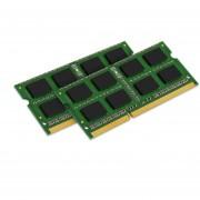 ValueRAM 16GB Kit (2x8GB) 1333MHz DDR3 PC3-10600 Non-ECC CL9 SODIMM Notebook Memory KVR13S9K2/16