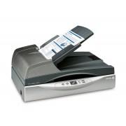 Scanner DocuMate 3640, Color, A4, ADF, Duplex, USB, Negru + Kofax VRS