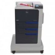 Imprimanta Laser HP Color LaserJet Enterprise CP 4525 DN Refurbished Cu Roti 42ppm Retea