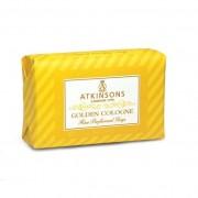Atkinsons Fine Soaps Golden Cologne Soap 125 G