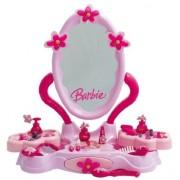 Barbie szépségközpont nagy tükörrel, asztalra helyezhető