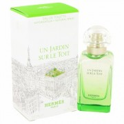 Un Jardin Sur Le Toit For Women By Hermes Eau De Toilette Spray 1.7 Oz