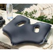 TecSeat Soft Air Seat Hybrid Sitzkissen, faltbares Luftkissen, bis 500 kg