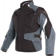 Dainese Dolomiti GoreTex Motorcycle Textile Jacket Black Grey 56
