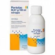 Angelini Spa Portolac 66,67 G/100 Ml Sciroppo 1 Flacone 200 Ml