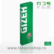 Foite Gizeh Green Fine Cut Corners 50