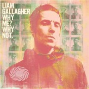 Video Delta Liam Gallagher - Why Me? Why Not. - CD