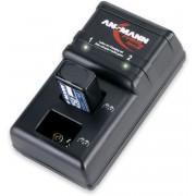 Ansmann Powerline 2 Batterijlader voor binnengebruik Zwart