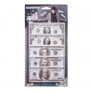 Geen 400x Dollar nepgeld briefjes