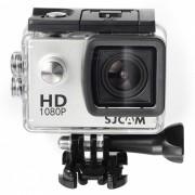 """""""SJCAM SJ4000 2.0"""""""" 12MP FHD Video Camara Digital Deportiva para Exteriores - Plata"""""""