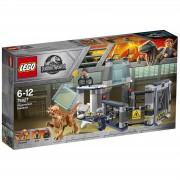 Lego Jurassic Fallen Kingdom: Stygimoloch Laboratory Breakout (75927)