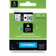 D'origine Dymo 45013 / S0720530 étiquettes multicolor 12mm x 7m - remplace Dymo 45013 / S0720530 labels