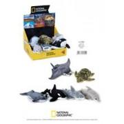 Jucarie Plus Venturelli National Geographic Baby Ocean 23 Cm