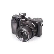 Câmera Sony Alpha A6000 Mirrorless Com Lente 16-50mm F/3.5-5.6 Oss