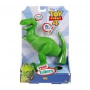 Toy Story 4- Rex 15 frases y sonidos - Mattel Bestoys