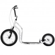 Yedoo Scooter City White-Black y-city-white