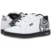 etnies Fader x Metal Mulisha WhiteBlackGrey