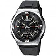 Ceas barbatesc Casio STANDARD AQ-164W-1AVES Digital-Analog: Analog-Digital Combination