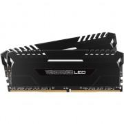Memorie Corsair Vengeance White LED, 16GB (2x8GB) DDR4, 2666MHz, CL16