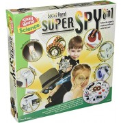 Small World Toys Science - Secret Agent Super Spy 8-in-1 Set