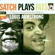 Video Delta Armstrong,Louis - Satch Plays Fats - CD