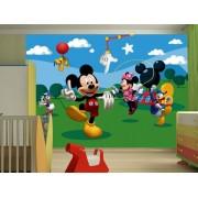 Fototapet Disney Mickey Mouse si prietenii - 360 x 254 cm