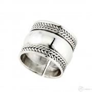 """""""Auman"""" ezüst gyűrű"""