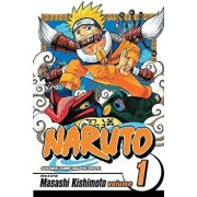 Naruto, Volume 1: The Tests of the Ninja/Kishimoto Masashi