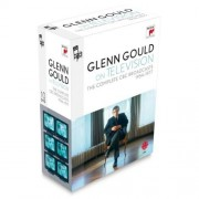 Glenn Gould on television - The Complete CBC Broadcasts - 10 dvd (DVD)