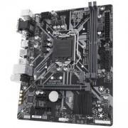 Дънна платка GIGABYTE H310M-SH2, Socket 1151 (300 Series), 2 x DDR4, Micro ATX, M.2, SATA3, PCIe 3.0/2.0, USB 3.1/2.0, GA-MB-H310M-S2H