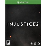 Warner Home Video - Games Injustice 2 Xbox One Standard Edition
