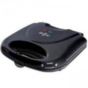 Тостер за сандвичи SAPIR SP 1442 AF, 800W, Грил плочи, Черен