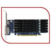 Видеокарта ASUS GeForce GT 1030 1228Mhz PCI-E 3.0 2048Mb 6008Mhz 64 bit DVI HDMI HDCP GT1030-SL-2G-BRK