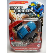 Transformers Prime Decepticon Rumble - Robots In Disguise - Deluxe Revealer
