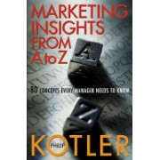 Marketing Insights from A to Z - 80 Concepts Every Manager Needs to Know (Kotler Philip)(Cartonat) (9780471268673)