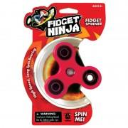 Fidget Ninja Spinner, piros