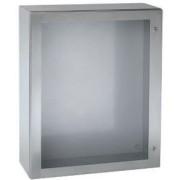Inox (700*500*250) szekrény, átlátszó ajtó NSYS3X7525T - Schneider Electric
