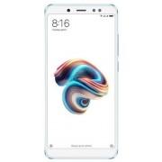 "Telefon Mobil Xiaomi Redmi Note 5, Procesor Octa-Core 1.8GHz, IPS LCD capacitive touchscreen 5.99"", 3GB RAM, 32GB Flash, Camera Duala 12+5MP, Wi-Fi, 4G, Dual Sim, Android (Albastru) + Cartela SIM Orange PrePay, 6 euro credit, 6 GB internet 4G, 2,000 minut"