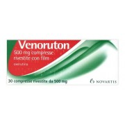 Glaxosmithkline C.Health.Spa Venoruton 500 Mg Compresse Rivestite Con Film 30 Compresse